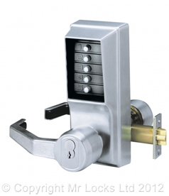 Pontypridd Locksmith Mechanical Codelock 2